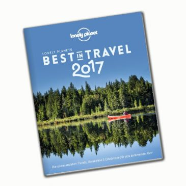 "Beendet – Adventstürchen 7 – 3 x Lonely Planet ""Best in Travel 2017"" – online Adventskalender"
