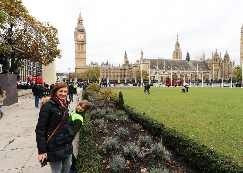 Kurztrip Wochenende London mit Kindern Tipps Sehenswürdigkeiten, Big Ben