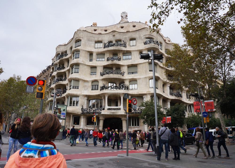 Wochenende in Barcelona mit Kindern