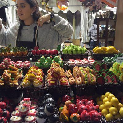 Wochenende in Barcelona mit Kindern Essen