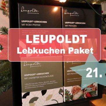 Beendet – Adventstürchen 21 – Lebkuchenpaket von Adventskalender.de – Adventskalender Gewinnspiel