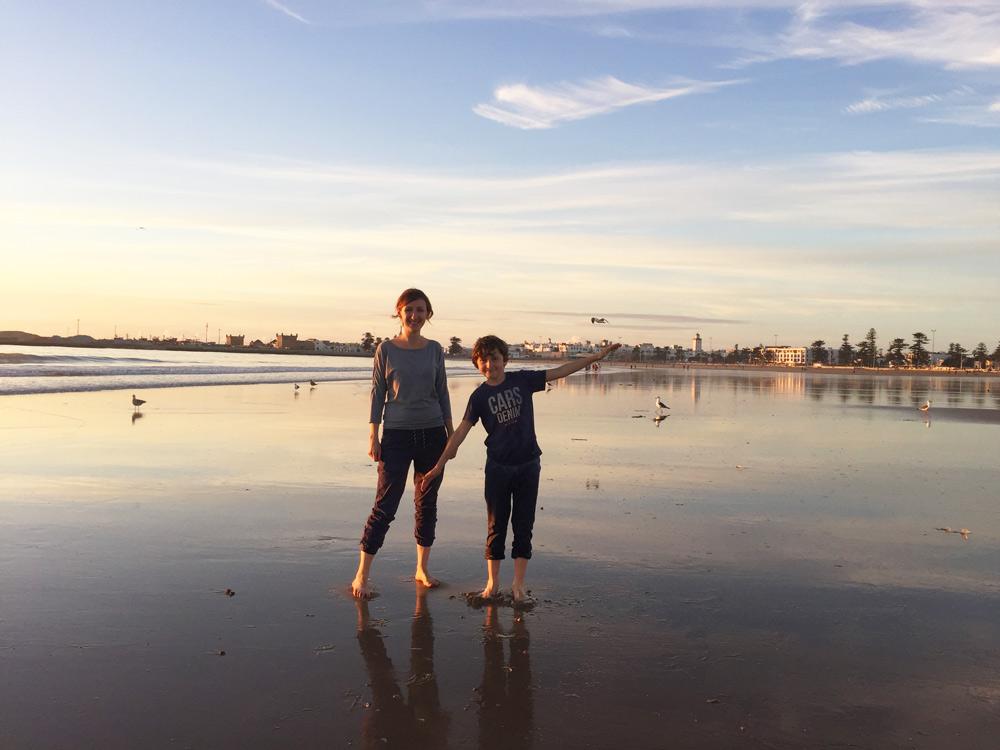 Surfen in Marokko mit Kind Reiseblog