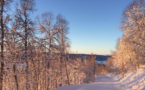 Skiurlaub in Schweden mit Kind