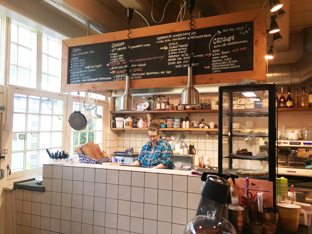 Restaurants Amersfoort Essen in Holland