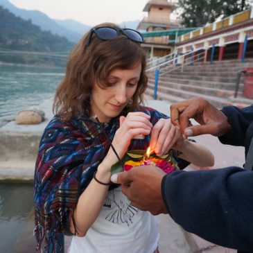 Ein Tag in Rishikesh – Rafting und Yoga in Indiens Yogastadt