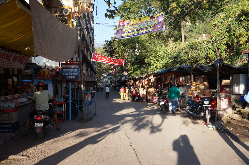 Rishikesh Yoga Rafting Ganges Aschram Indien Familienreiseblog Sehenswürdigkeiten