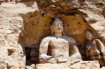 Yungang Grotten in Datong – Reisetipp China mit Kindern