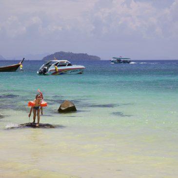 Packliste und Tipps für den Sommerurlaub mit Kindern