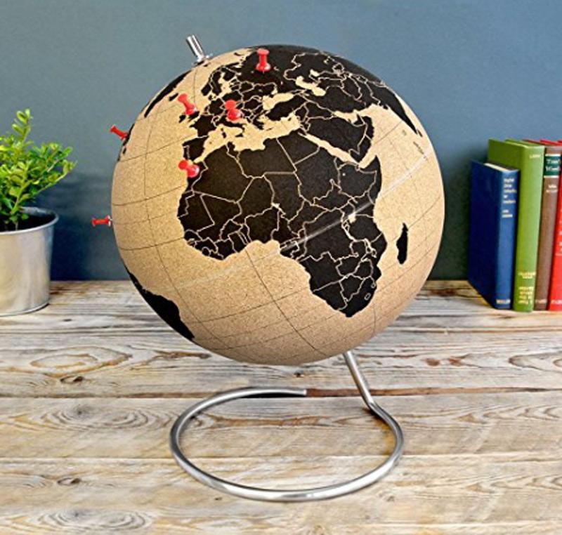 Schöne Geschenke für Reisende und Weltenbummler