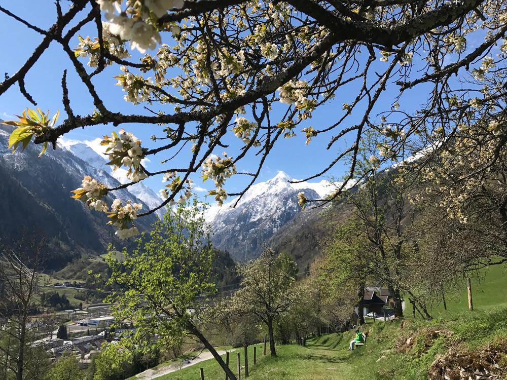 Ausflugstipps Kaprun Zell am See mit Kindern Urlaub Österreich Übernachten Kaprun Schneesicheres Skigebiet Kitzsteinhorn wandern