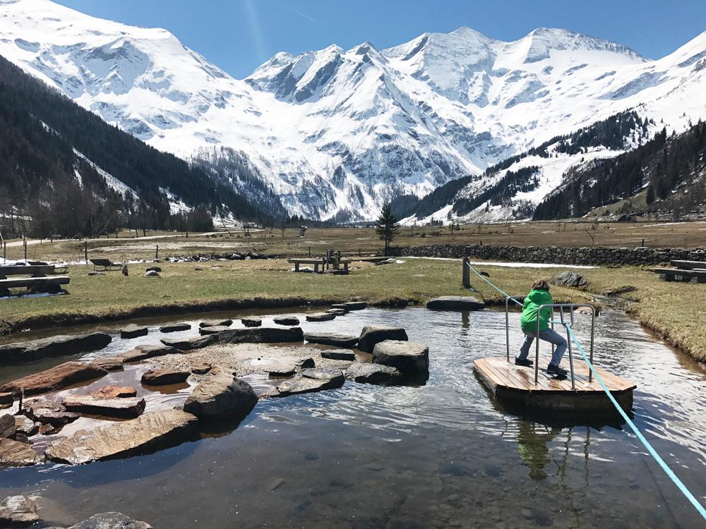 Ausflugstipps Kaprun Zoll am See mit Kindern Urlaub Österreich Übernachten Kaprun Schneesicheres Skigebiet Kitzsteinhorn wandern