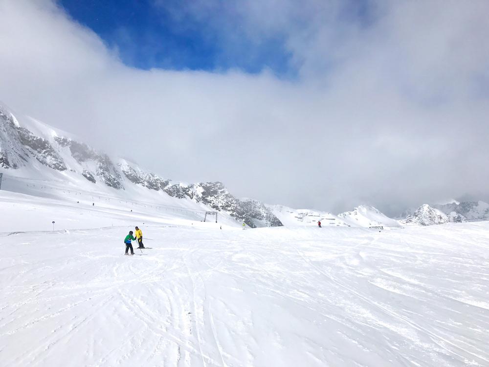 Ausflugstipps Kaprun Zell am See mit Kindern Urlaub Österreich Übernachten Kaprun Schneesicheres Skigebiet Kitzsteinhorn wandern Käfertal Ferleiten Wildpark Hotel das Falkenstein