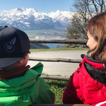 Ausflugstipps Kaprun und Zell am See mit Kindern