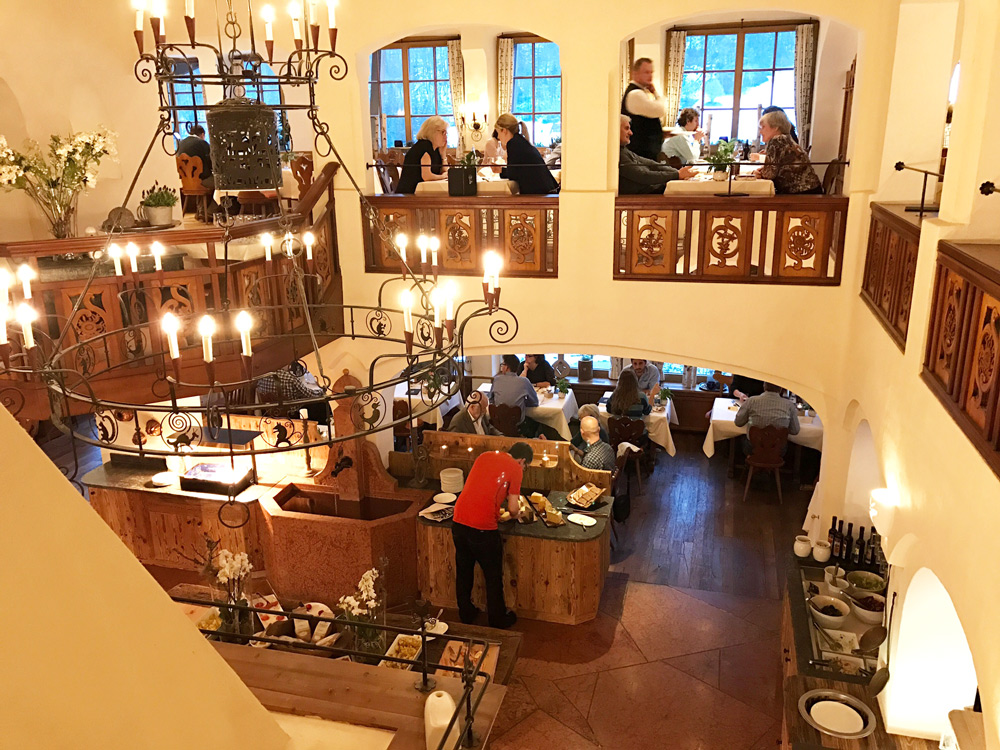 Best Western Berghotel Rehlegg Übernachten in Ramsau Wellnesshotel Berchtesgadener Land Bayern Wandern mit Kindern Urlaub Kurzurlaub