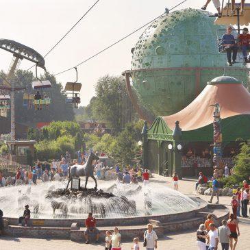Ausflugsziele mit Kindern in Holland – Der Ferien- und Freizeitpark Slagharen