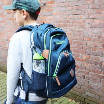 Coocazoo Schulrucksack EvverClevver 2 –Rucksack für die weiterführende Schule