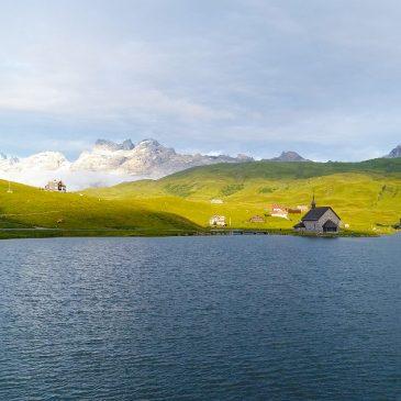 Melchsee-Frutt im Sommer – fischen & wandern mit Kind + Hoteltipp