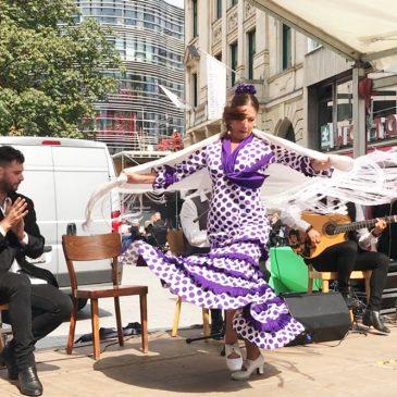 Andalusien zu Gast in Düsseldorf und 3 Gründe für einen Urlaub in Andalusien