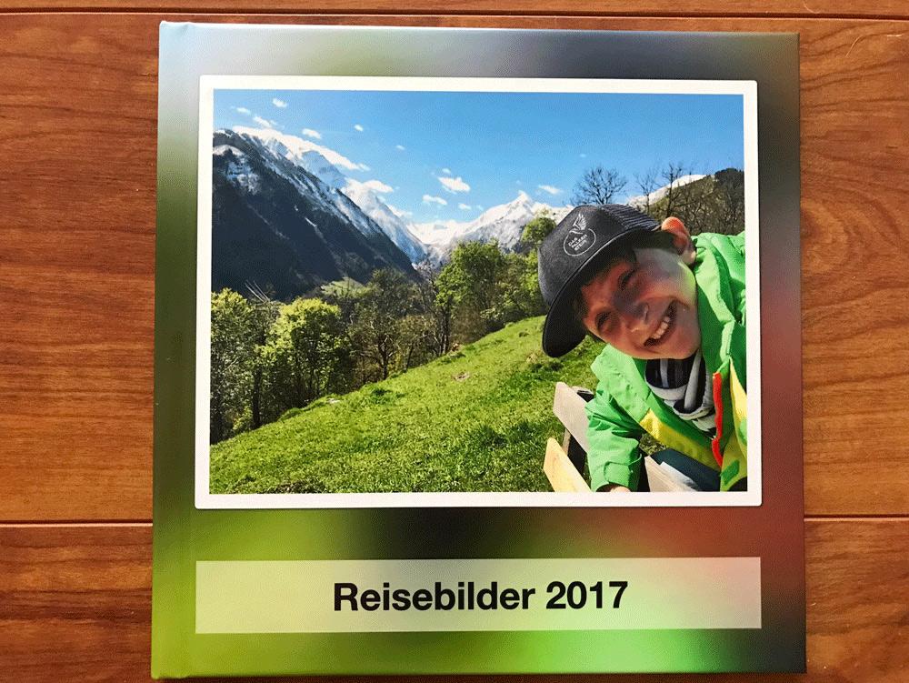 Ruck Zuck Fotobuch schnelle Geschenkidee auf den letzten Drücker für Kursentschlossene. Persönliches Geschenk Weihnachten Geburtstag