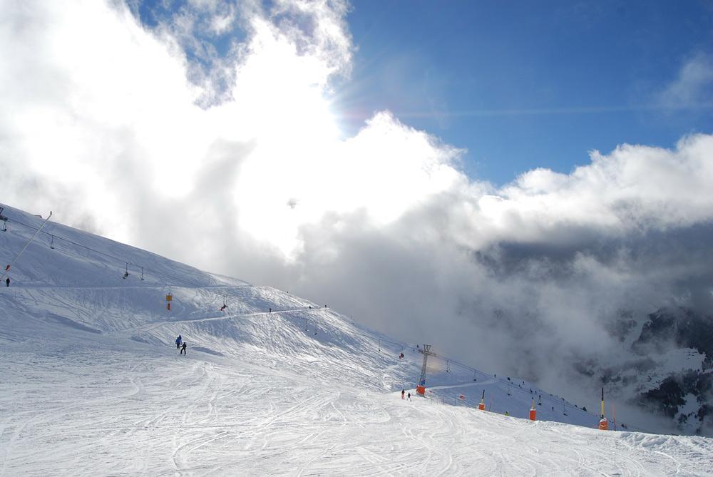 schneesicheres Skigebiet Vorarlberg Lichtenstein Skifahren