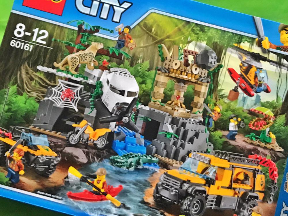 Lego City Dschungel Forschungsstation, Ausflug in Düsseldorf mit Kind, Botanischer Garten, Kurzurlaub mit Kind in Düsseldorf