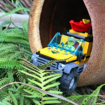 Mit Lego City in den Dschungel – Ein Ausflug in den Botanischen Garten & Gewinnspiel