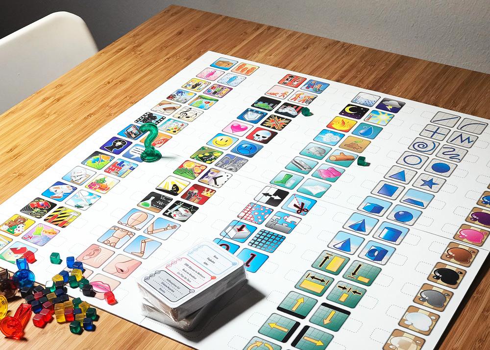concept Asmodee Partyspiel - Gesellschaftsspiel
