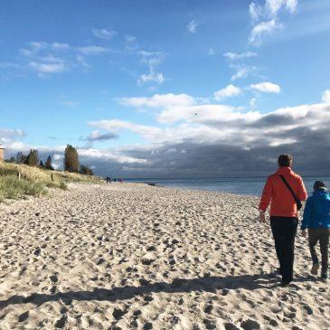Aktivitäten in der Lübecker Bucht mit Kind und in der Nebensaison