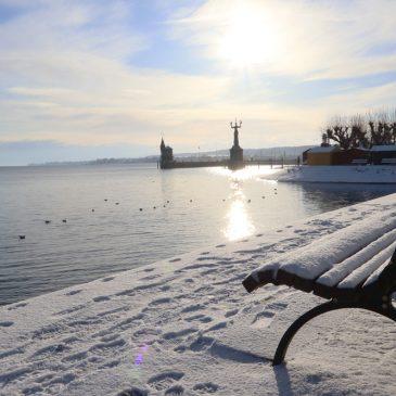 Urlaub am Bodensee mit Kindern mit der Bodensee-Erlebniskarte Winter