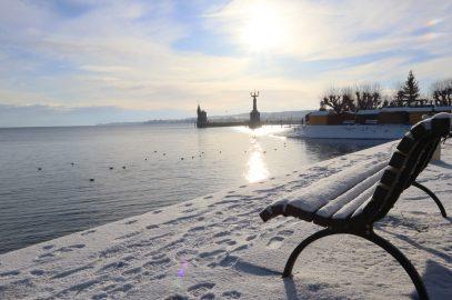 Urlaub Bodensee mit Kindern - Bodensee Erlebniskarte Winter - Konstanz Kurzurlaub mit Familie - Aktivitäten Bodensee mit Kind - Attraktionen Bodensee - Konstanz im Winter