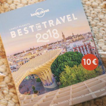 BEENDET: Adventstürchen 23 – Best in Travel 2018 von Lonely Planet gewinnen