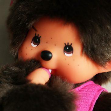 BEENDET: Adventstürchen 13 – Monchhichi Mama mit Baby gewinnen