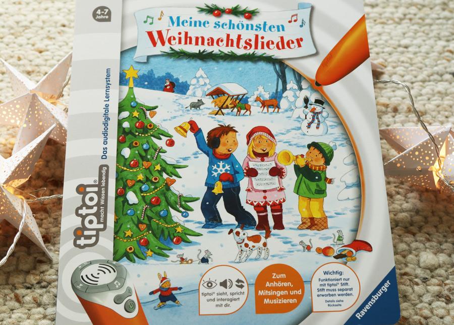 BEENDET: Adventstürchen 6 - Ravensburger - Tip Toi Weihnachtsbuch ...