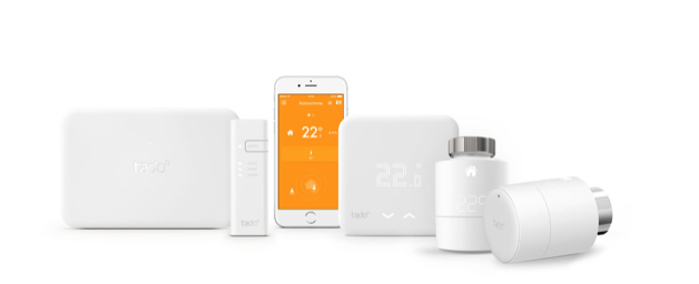 e.on plus smart home heizung tado
