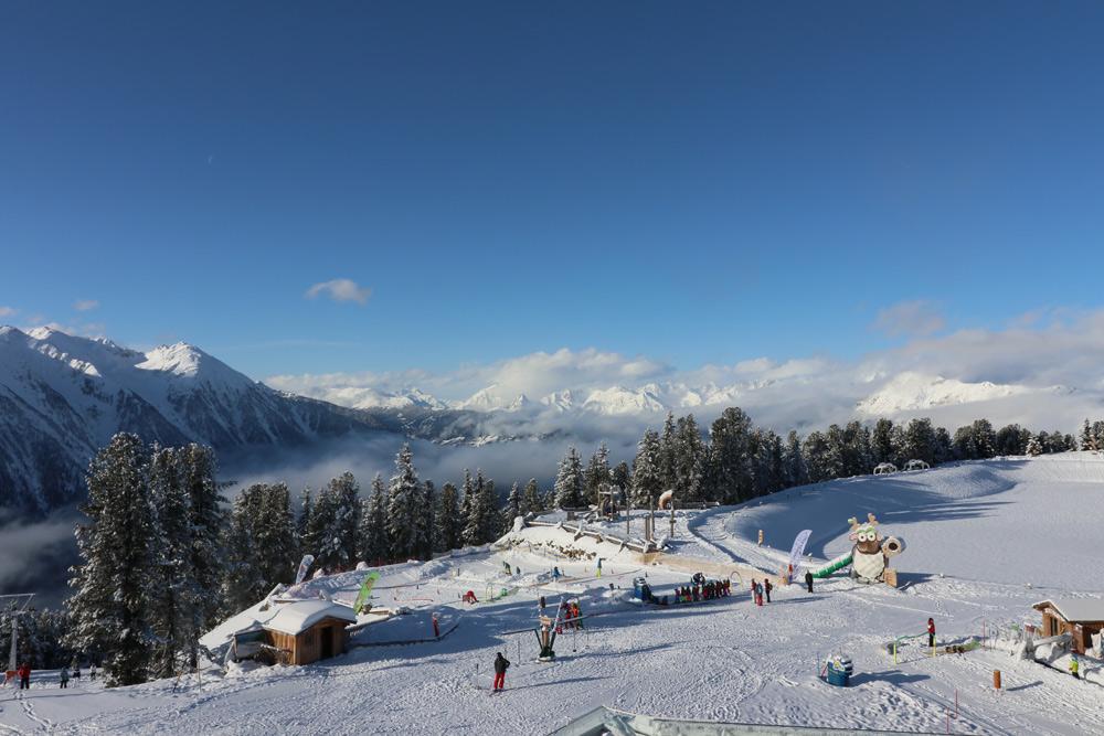 Ötztal im Winter, Therme Ötztal, Winterurlaub Ötztal, Kurzurlaub, Wellness, Österreich, Skifahren Ötztal Reiseblog, Skipisten Hochgötz, Widiversum, Schneeschuhwandern,