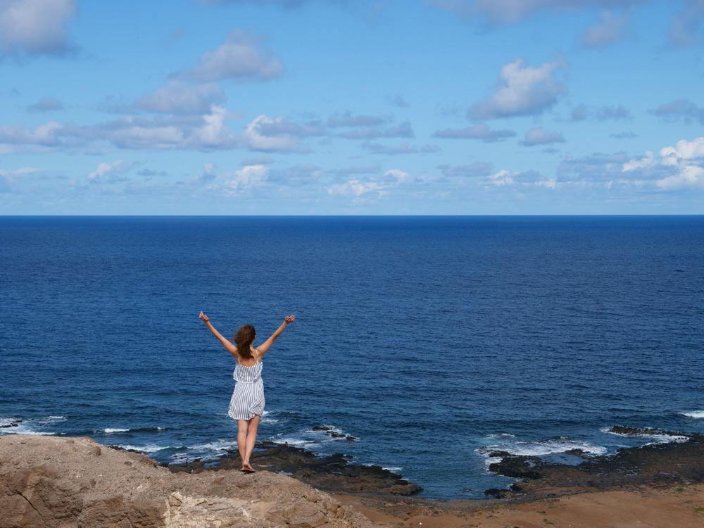 La Isleta Halbinsel - Urlaub in Las Palmas mit Kind - Aktivitäten Las Palmas - Gran Canaria Sehenswürdigkeiten - Las Palmas Sandstrand - Essen, Restaurants, Übernachten, Tipps Las Palmas Reise auf eigene Faust.
