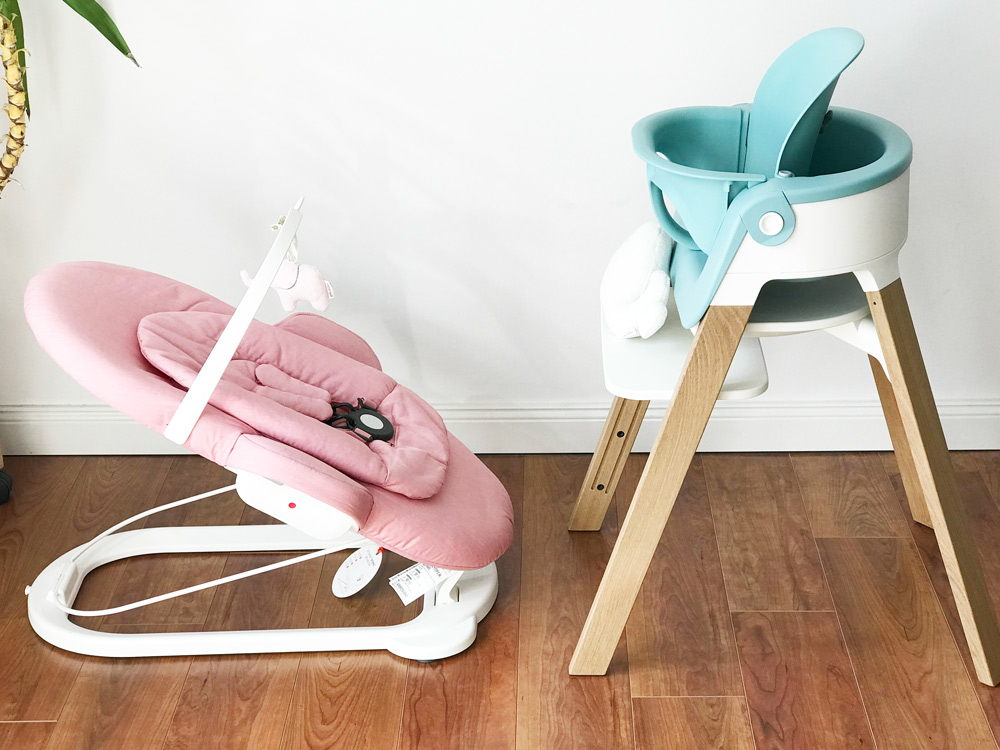 Stokke Steps - Baby Erstausstattung Nestbautrieb in der Schwangerschaft. Alles, was ein Baby braucht. Unsere Baby-Einkäufe.