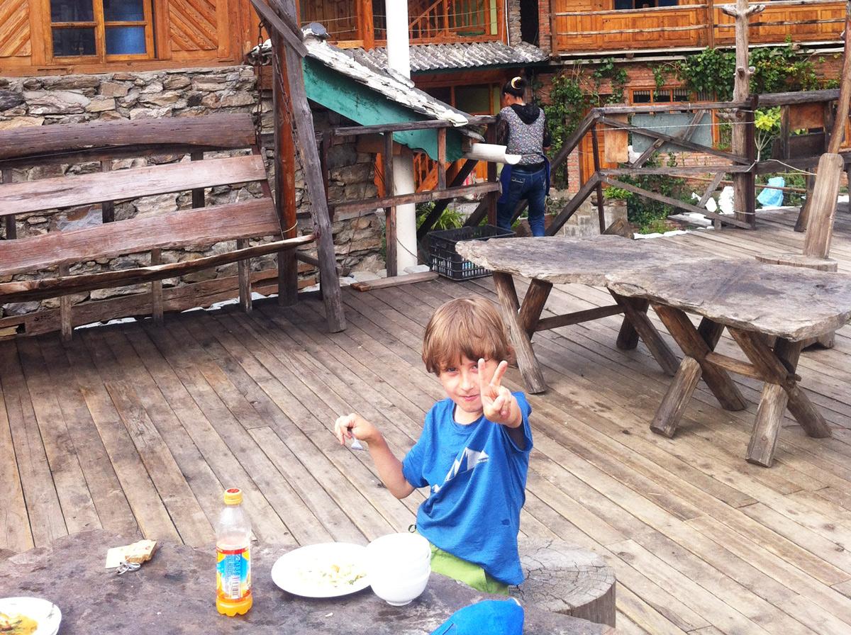 Hostel mit Kind, gute Gründe für eine Übernachtung in der Jugendherberge mit der Familie.
