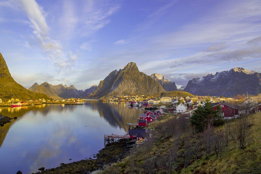 Warum Norwegen Glücklich macht.