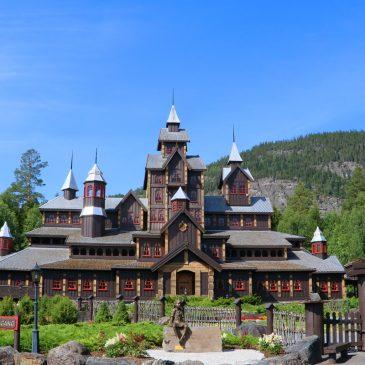 Norwegen mit Kindern – Was du im Hunderfossen Familienpark nich verpassen solltest