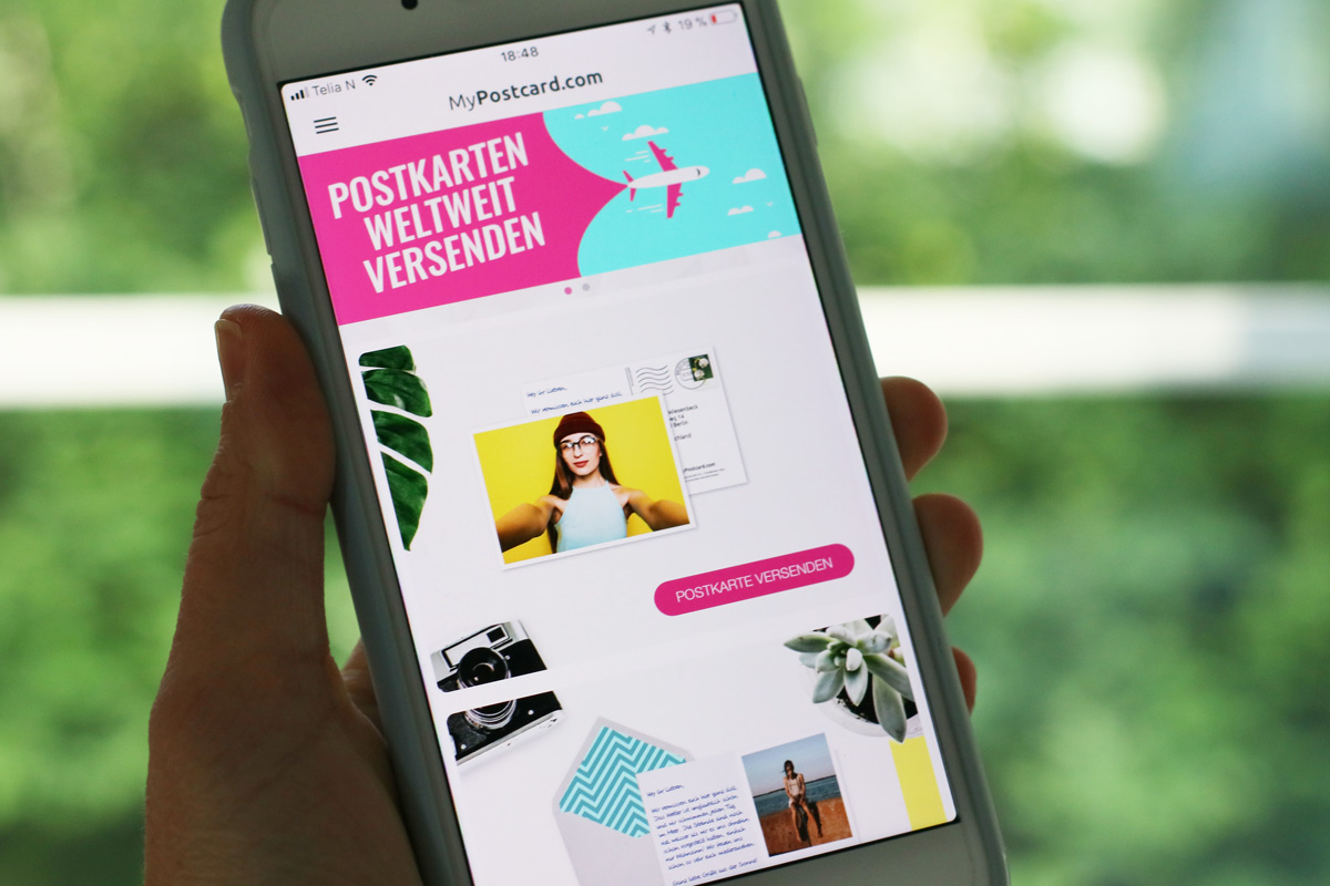 Auswandern nach Norwegen und Urlaubsgrüße mit MyPostcard verschicken