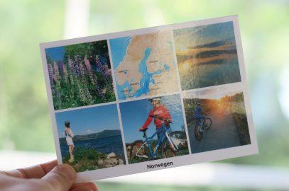 mypostcard app mit der Familie in Kontakt bleiben nach Auswanderung ins Ausland