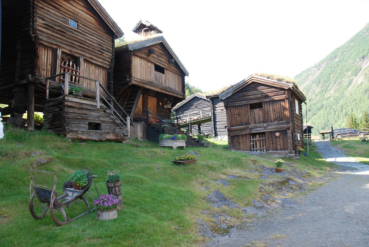 Norwegen mit dem Auto erkunden - Maihaugen bei Lillehammer