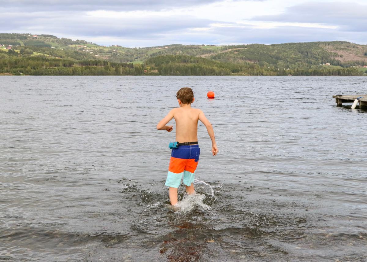 Mit Restube sicher im Wasser unterwegs