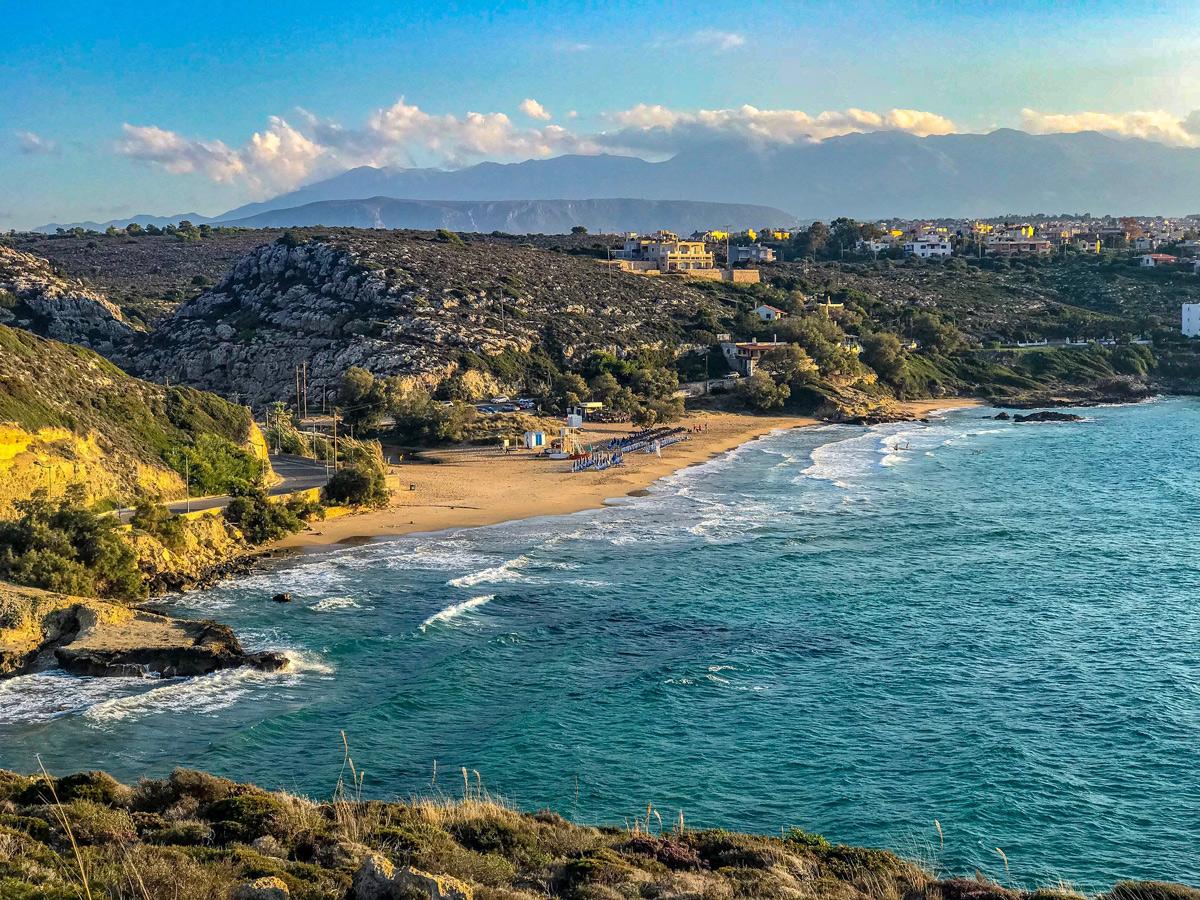 Urlaub mit Baby und Kind auf Kreta in Griechenland