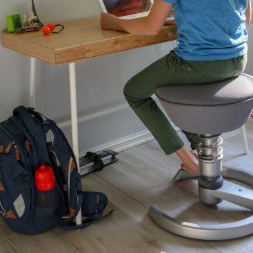Wir testen den Swopper AIR – Ein Stuhl mit Spaßfaktor.