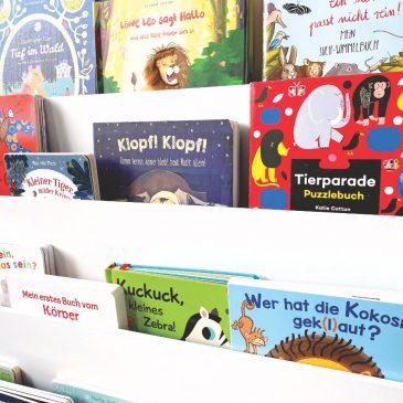 Die schönsten Kinderbücher ab 1 Jahr zum Vorlesen