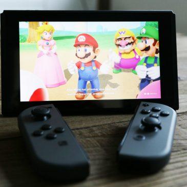 Nintendo Switch – Was die beste Reisekonsole kann
