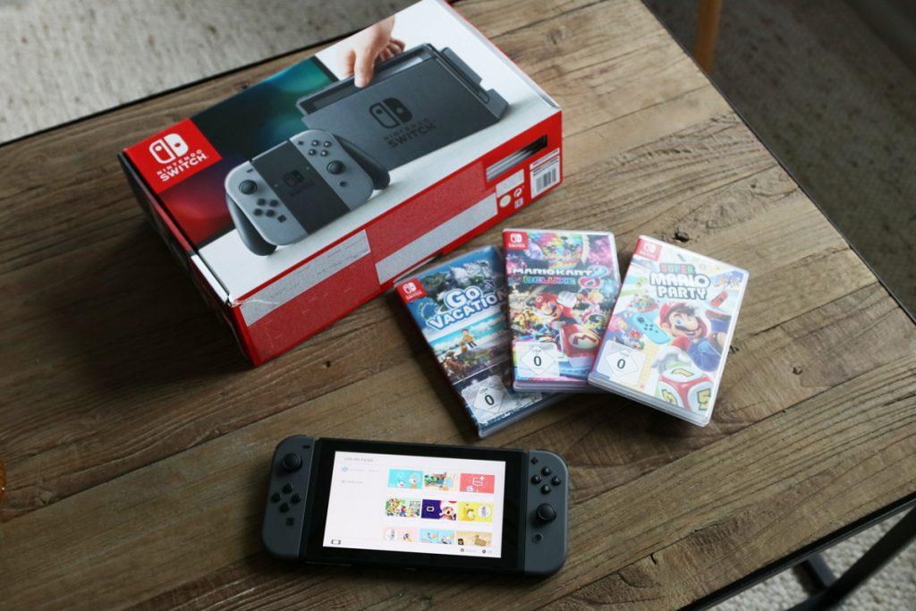 beste Reisekonsole Nintendo Switch Erfahrung