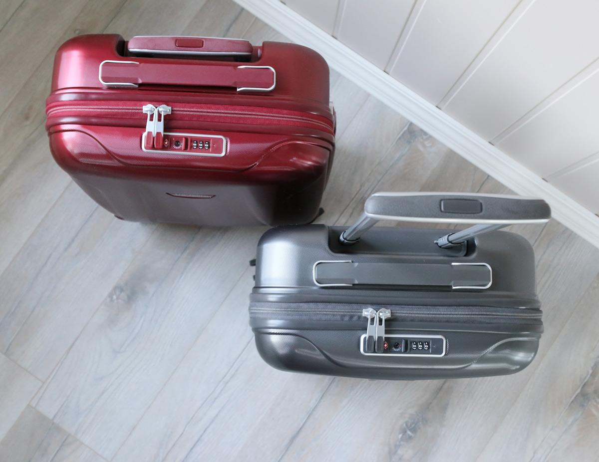 Urlaub mit Baby und Handgepäck, Reisen nur mit Handgepäck, Urlaub nur mit Handgepäck und der Kindern. Reisen mit Kindern und Handgepäck Tipps. travelite Koffer